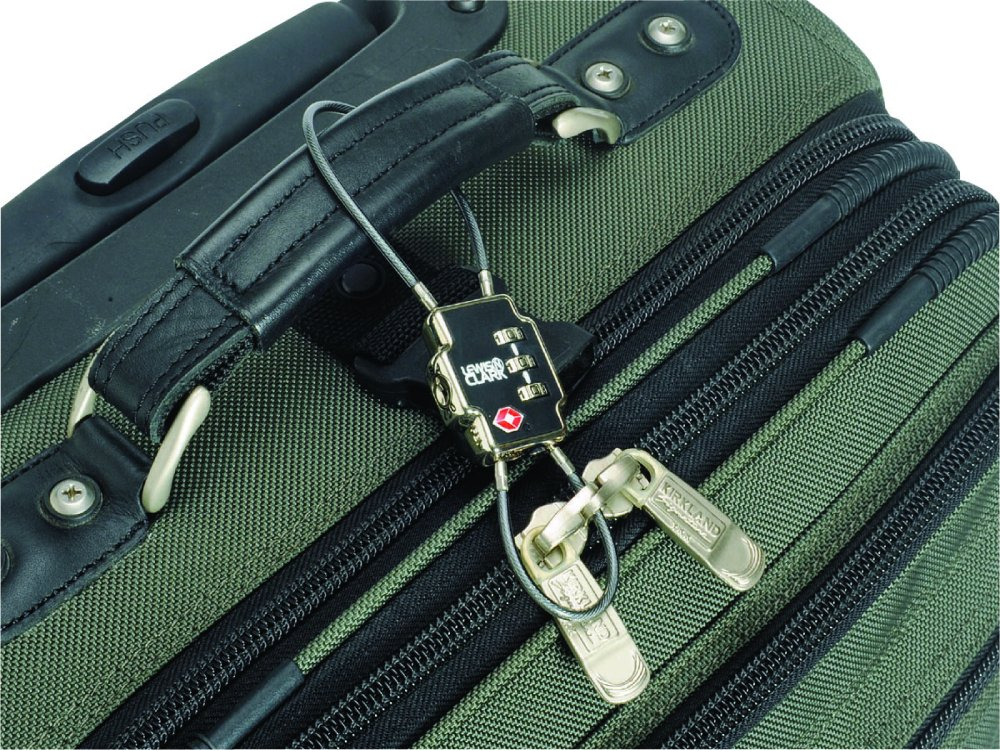 12 Best Luggage Locks for Travellers (TSA Approved) in 2017