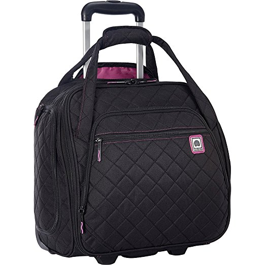 Delsey Under Seat Rolling Luggag