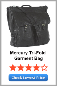 Mercury Luggage Executive Series Tri-Fold