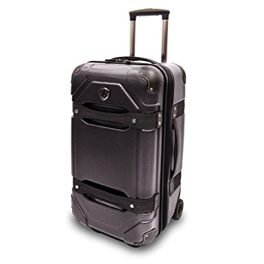 Traveler's Choice Polycarbonate Luggage Trunk
