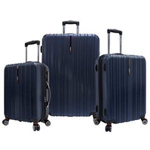 Traveler's Choice Tasmania Luggage Set