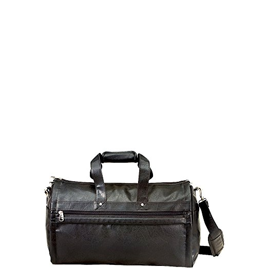 U.S. Traveler Koskin Leather 2-in-1