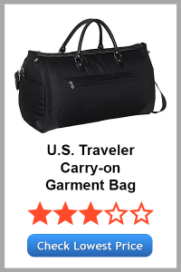U.S. Traveler Lightweight 21 in.