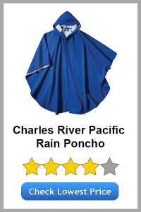 Charles River Pacific Pacific Poncho