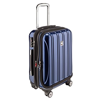 Delsey Luggage Review Helium Aero Expandable Spinner Trolley