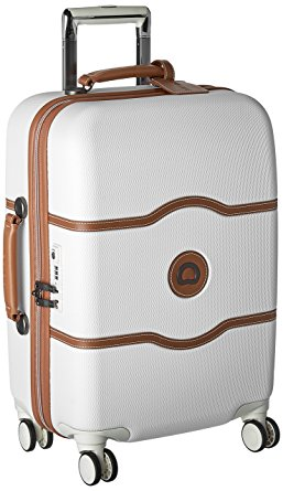 Delsey Paris Luggage Chatelet Hard+ Carry-on