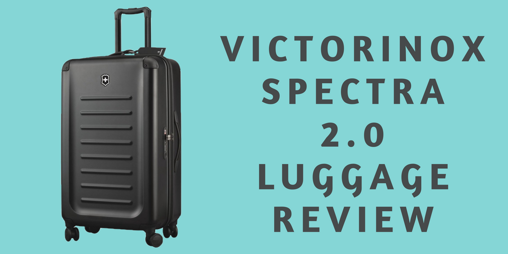 Victorinox Spectra 2.0 Luggage Review